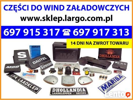 Sworzeń do wind Behrens / Palfinger Fi 40x72mm 3022001LG