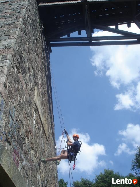 Dachmix - Alpinizm przemysłowy , kursy wysokościowe
