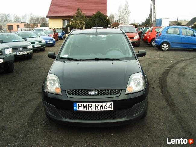 Motoryzacja / Ford Fiesta /