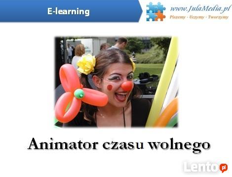 Animator czasu wolnego (e-learning)