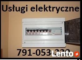 Elektryk Olsztyn , kompleksowe usługi , pogotowie 7/24
