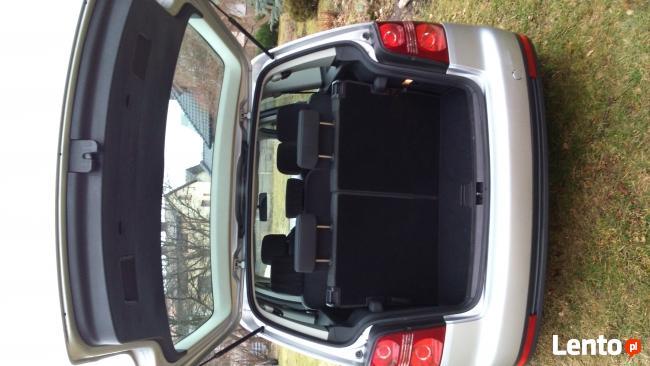 VW Touran 1,6 MPI benzyna 2007r. Silnik idealny pod GAZ.