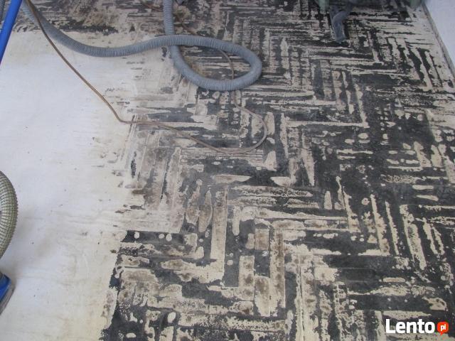 usuwanie subitu-Poznań kleju-subit pod parkietem frezowanie
