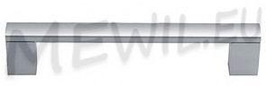 UCHWYT MEBLOWY UA09 NATURALNE ALUMINIUM ROZSTAW 512 MM