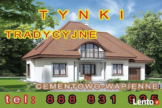 Tynki Białystok Tradycyjne Podlaskie - Tynki Tradycyjne