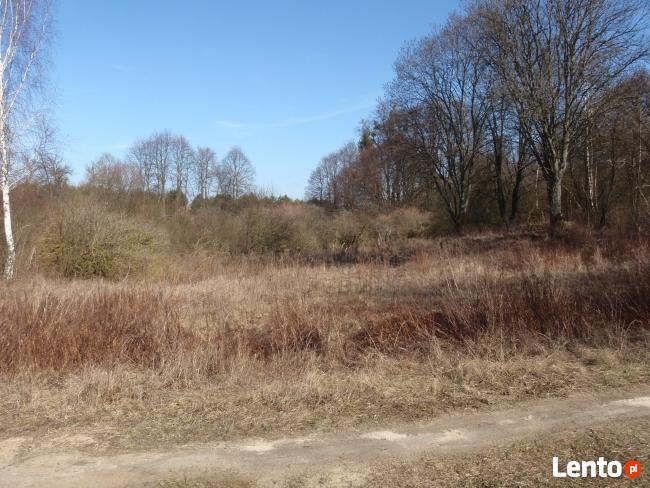 Działka rolno-budowlana Silice niedaleko Olsztyna