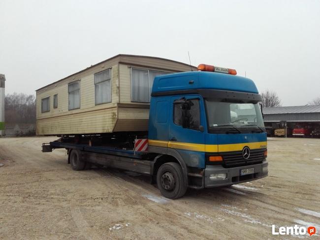 Groovy Domek holenderski - transport przewóz Mrągowo LM48