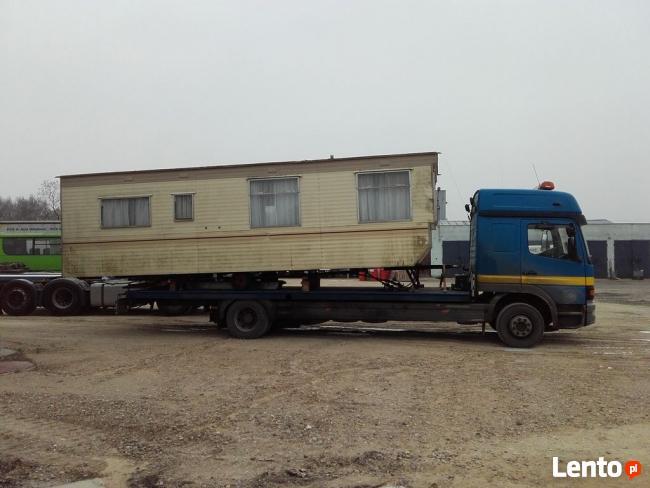 Wszystkie nowe Domek holenderski - transport przewóz Mrągowo IT73