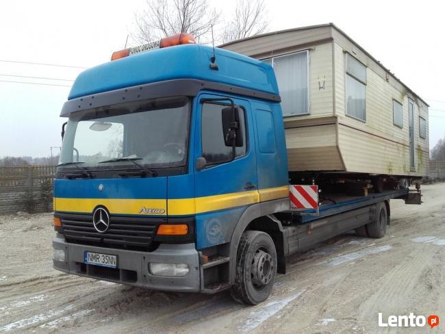 Bardzo dobra Domek holenderski - transport przewóz Mrągowo JO64