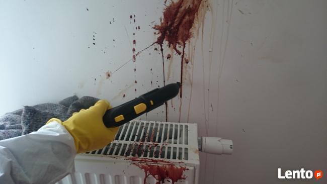 Samobójstwo Morderstwo Sprzątanie Dezodoryzacja