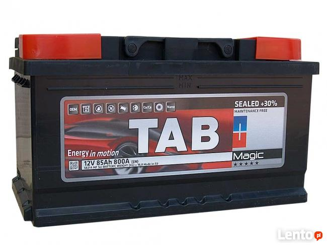 Akumulator TAB Magic 12V 85Ah/800A POZNAŃ