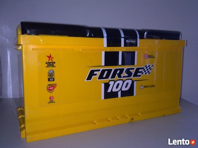 Akumulator FORSE 12V 100Ah/850A POZNAŃ