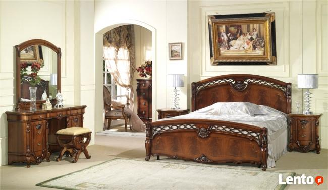 Stylowa sypialnia Artemida od Jacob Furniture