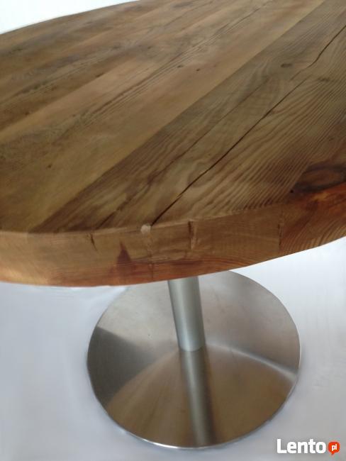 stoły ze starego drewna na wymiar