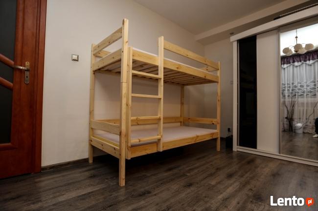 Łóżka łózko piętrowe na hostele cała Polska SZYBKA DOSTAWA