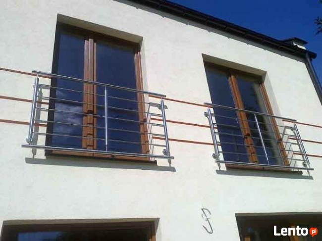 balkon francuski 18 wzorów w ofercie barierka nierdzewna