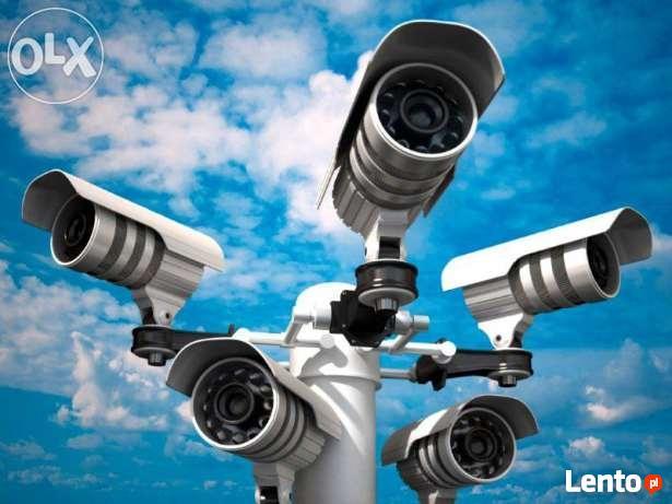 Telewizja przemysłowa,monitoring Kamień Pomorski