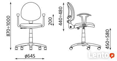 Krzesło Smart GTP. Wysoka jakość i dobra cena!