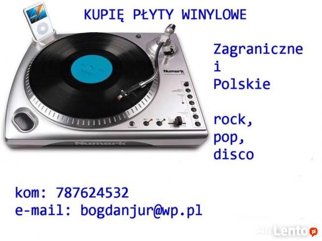 Skup winyli Skup gramofonów Skup płyt winylowych. Warszawa i