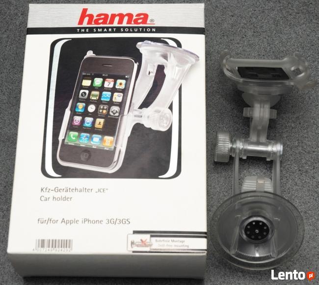 Samochodowy uchwyt HAMA ICE do iPhonea 3G, 3Gs