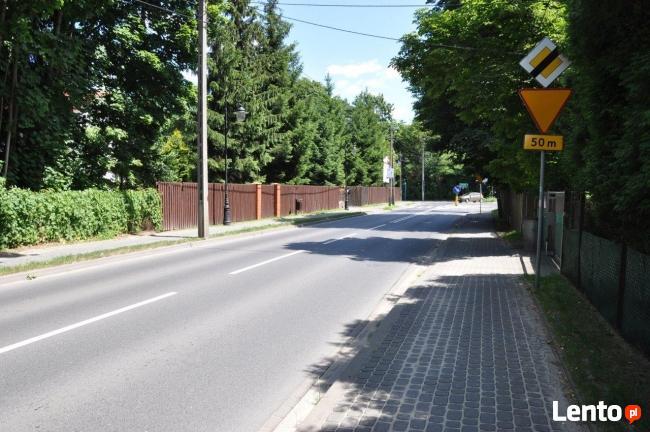 Konstancin Skolimów działka budowlana 3000m2