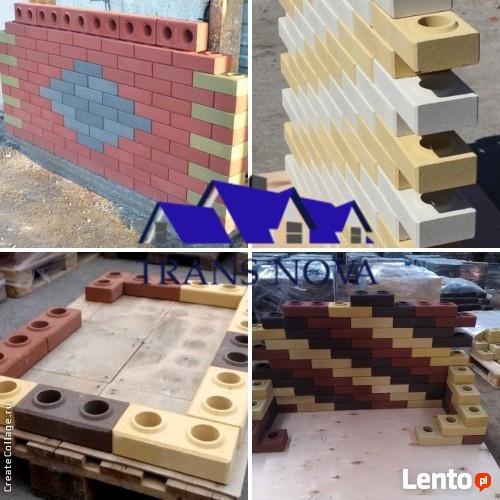 Maszyna do produkcji klocków LEGO
