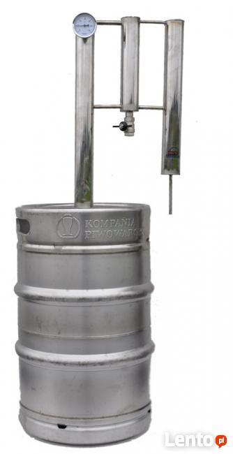 Destylator do Bimbru == Produkcja Alkoholi Domowych