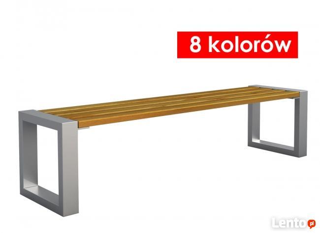 Designerska ławka miejsca drewniana = 24 Kolory