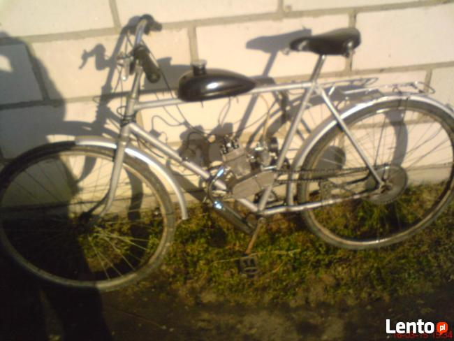 spszedam silnik do roweru dziękuję