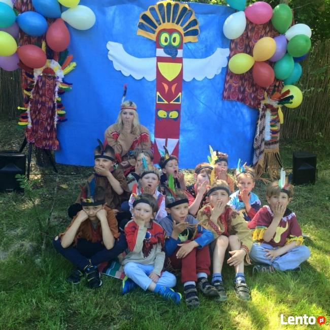 Bawimy dzieci! Urodziny w domu i imprezy dla dzieci