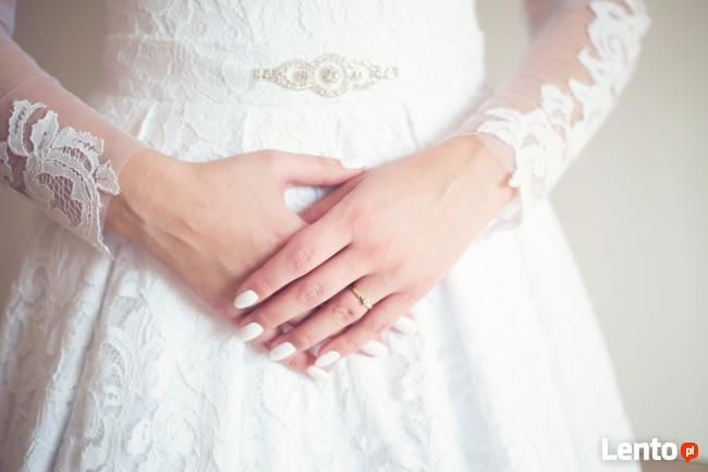 Suknia Ślubna Zuza