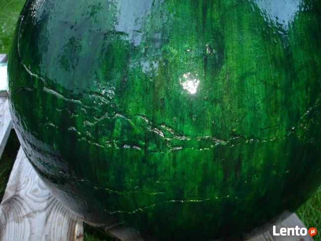 Ceramiczna kula ogrodowa 55 cm. Mrozoodporna. Fontanna