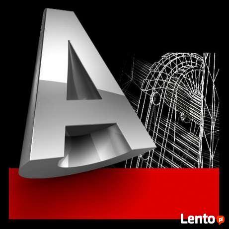Konstruowanie/Wykonam projekty AutoCAD, Inventor