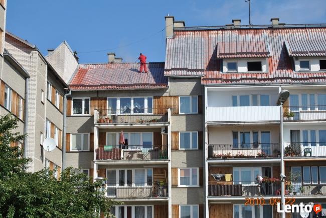 Malowanie Dachów