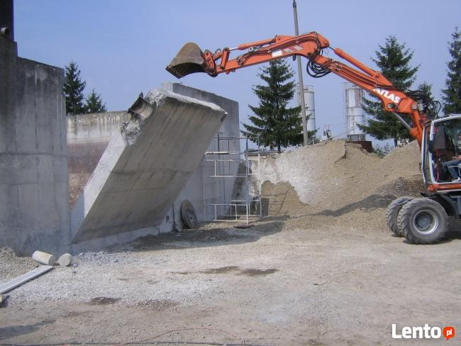 DIAMENT-BUD Cięcie betonu wiercenie otworów Nowy Sącz