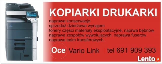 Serwis Oce 2222c/ 2822c/ 3622c Océ VarioLink 3622/ 4222 *