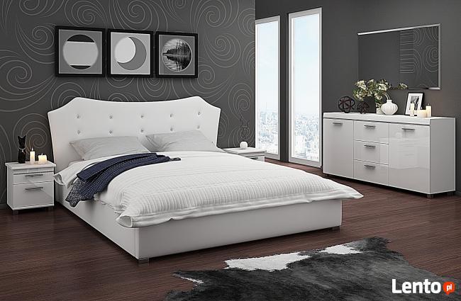 Łóżko tapicerowane 140,160,180/200