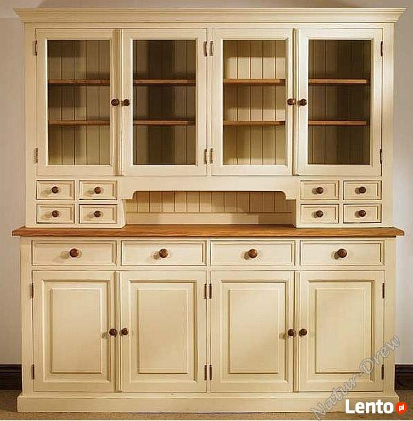 Drewniane Kredensy 20 Modeli od PRODUCENTA - 669-125-410