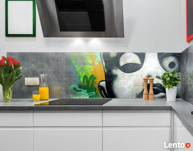 Panele szklane kuchenne hartowane z grafiką producent