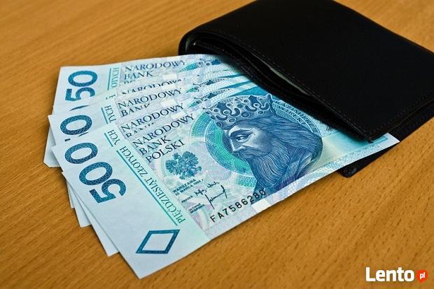 Pożyczka gotówkowa –przejrzysty wniosek! Również z komorniki