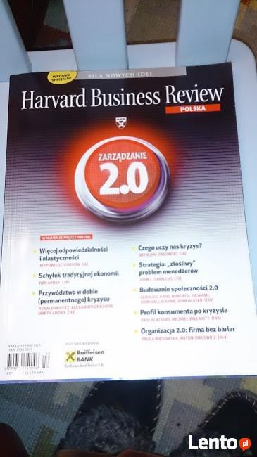 Archiwalne nr INFOR CiRZ, Manager Magazin, HBR Polska