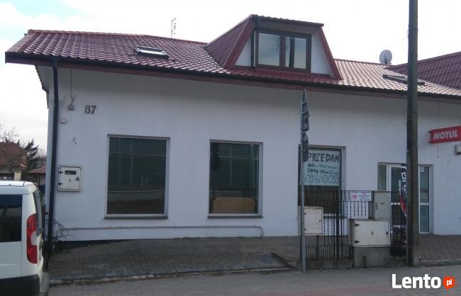 SPRZEDAM / WYNAJMĘ lokal usługowo-mieszkalny