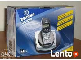 Telefon stacjonarny bezprzewodowy brondi dc 3010