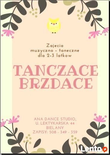 Tańczących Brzdąców! Warszawa