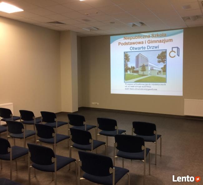 Profesionalne sale konferencyjno-szkoleniowe