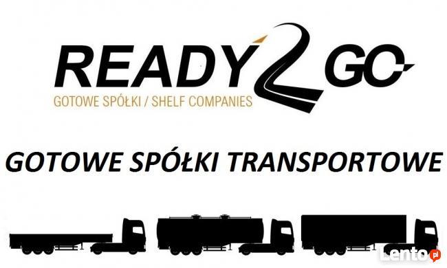 Gotowa spółka z licencją na transport międzynarodowy EU PL