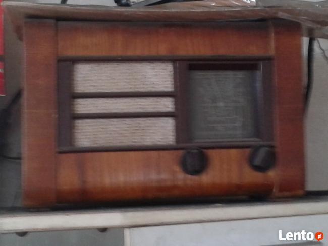 radia -telewizory zabytki