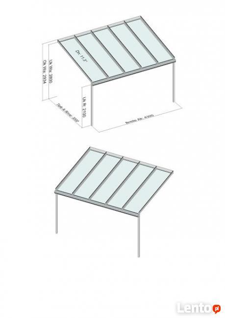 zabudowy tarasów-balkonów