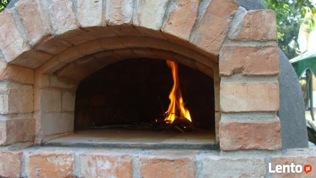 piec opalany drewnem do pizzy zdun piec chlebowy zduństwo