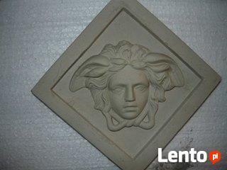 Sztukateria Versace odlew gipsowy zobacz koniecznie